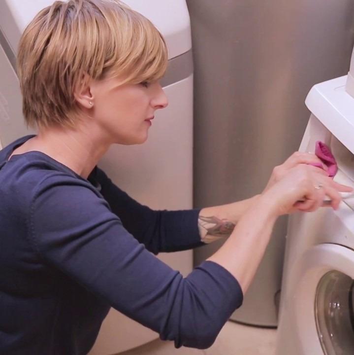 Jak wyczyścić pralkę.