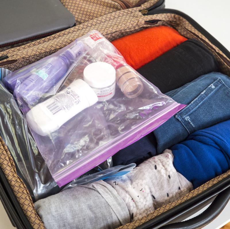 Jak spakować bagaż podróżny?