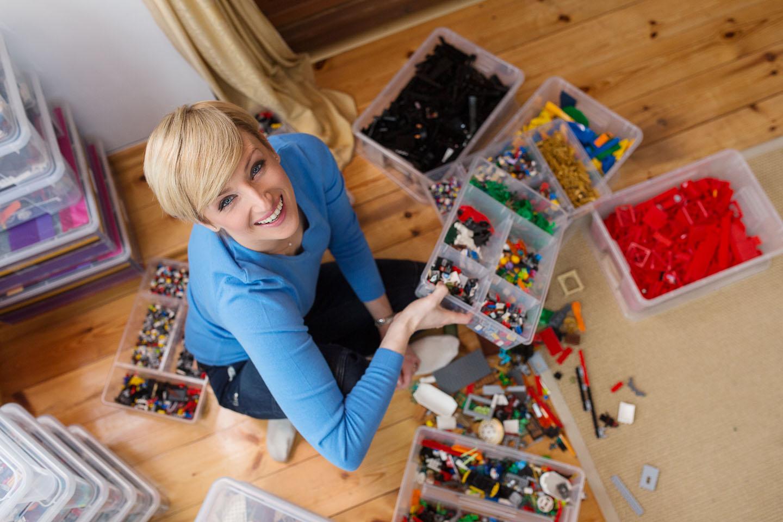 Pedantula Sposób Na Przechowywanie Klocków Lego