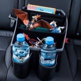 Jak utrzymać porządek w samochodzie? Ula Pedantula
