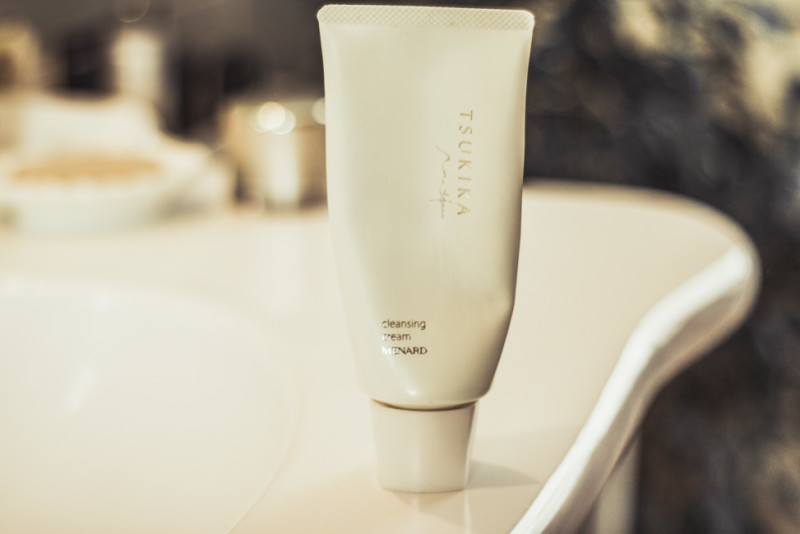 tsukika cleansing cream