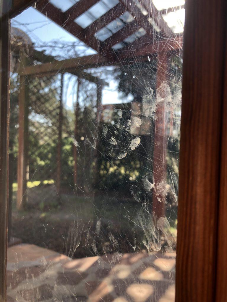 brudne okno