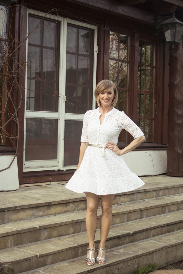 sukienki na lato poleca Ula Pedantula