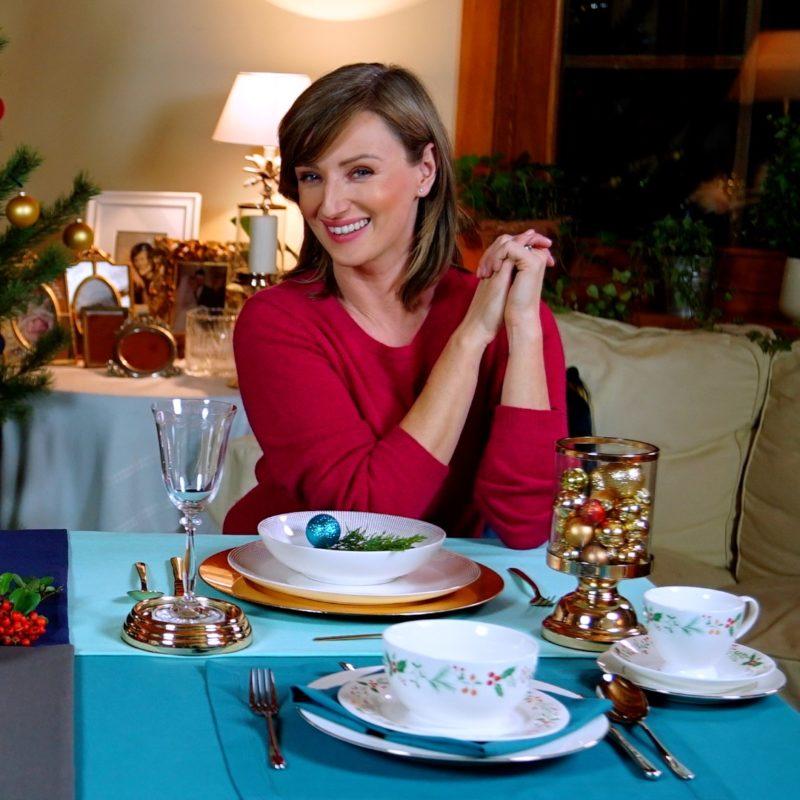 Świąteczny stół na 4 sposoby