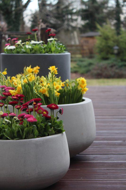 Duze Donice Na Kwiaty Q Housepl