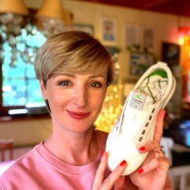 białe buty jak czyścić