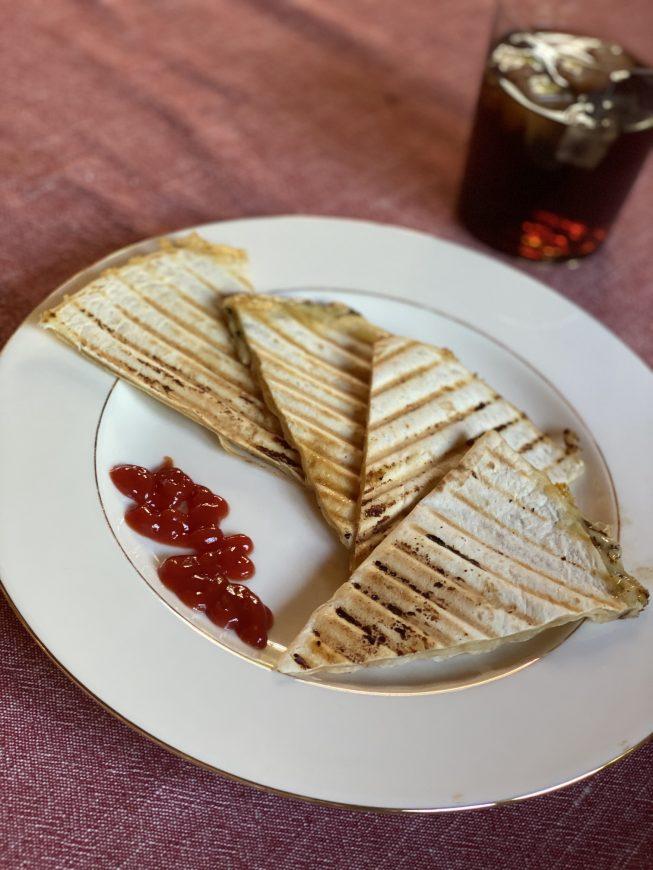 guesadilla przepisy z grilla