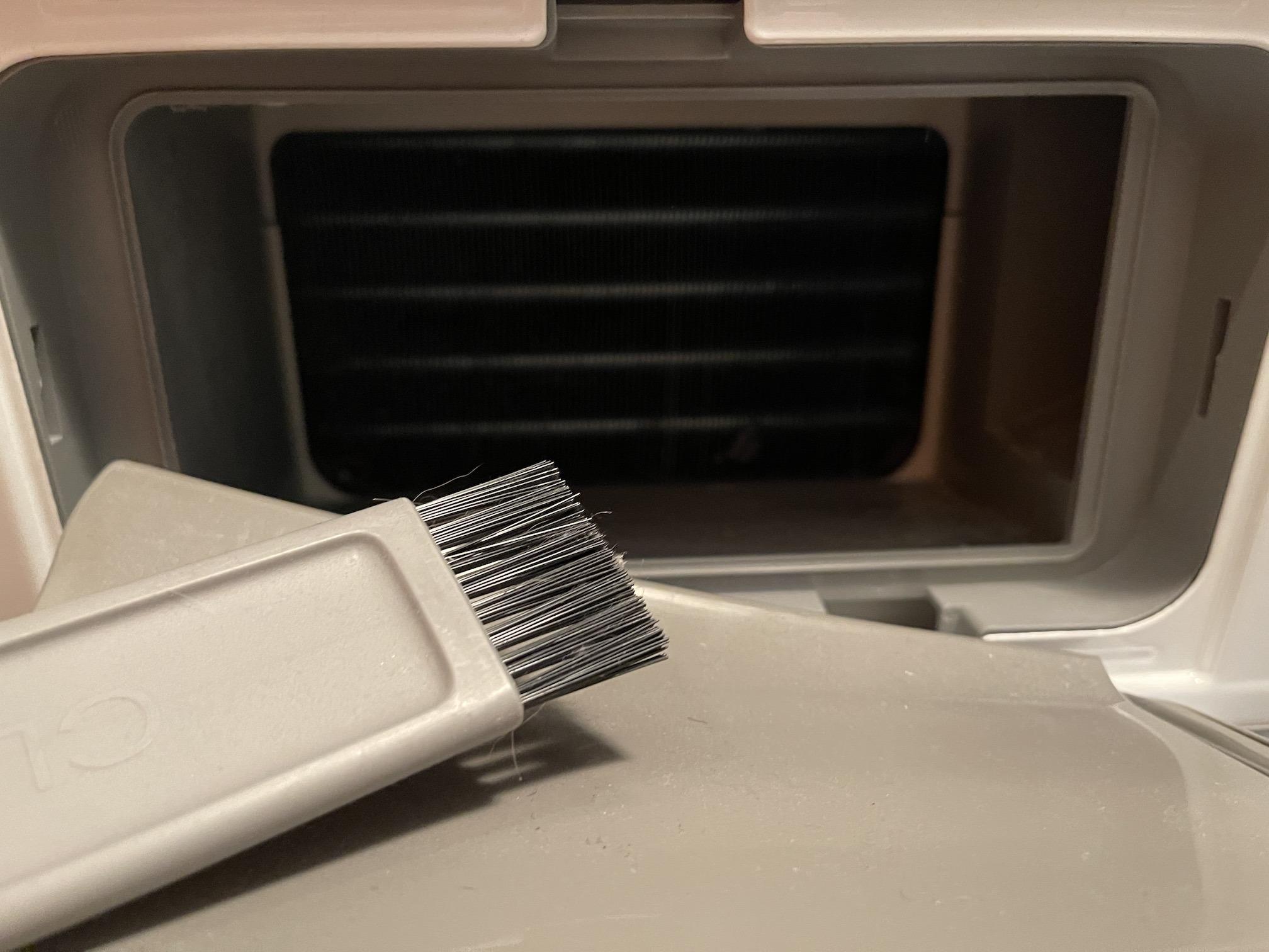 ula pedantula suszarka czyszczenie wymiennika ciepła