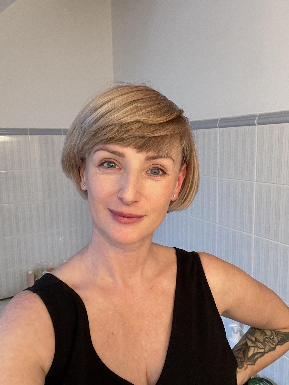 Ula Pedantula stylizacja włosów