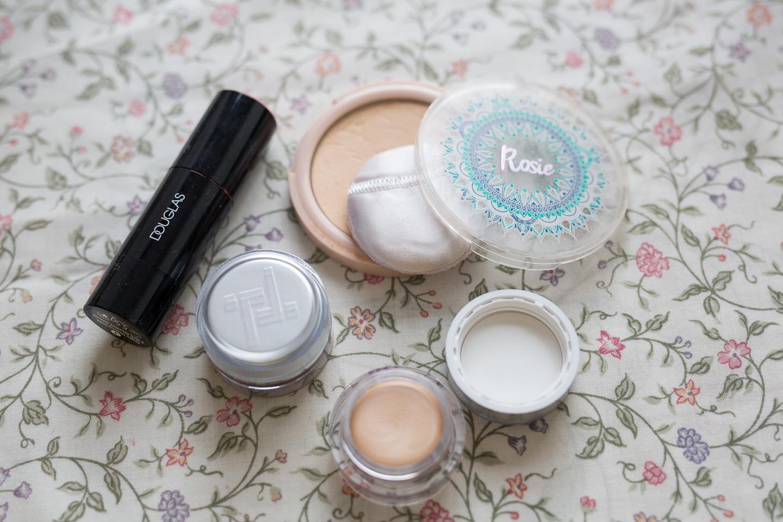 makijażowa rutyna