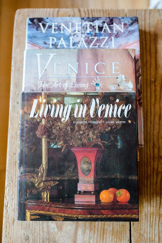 Ula Pedantula albumy o Wenecji