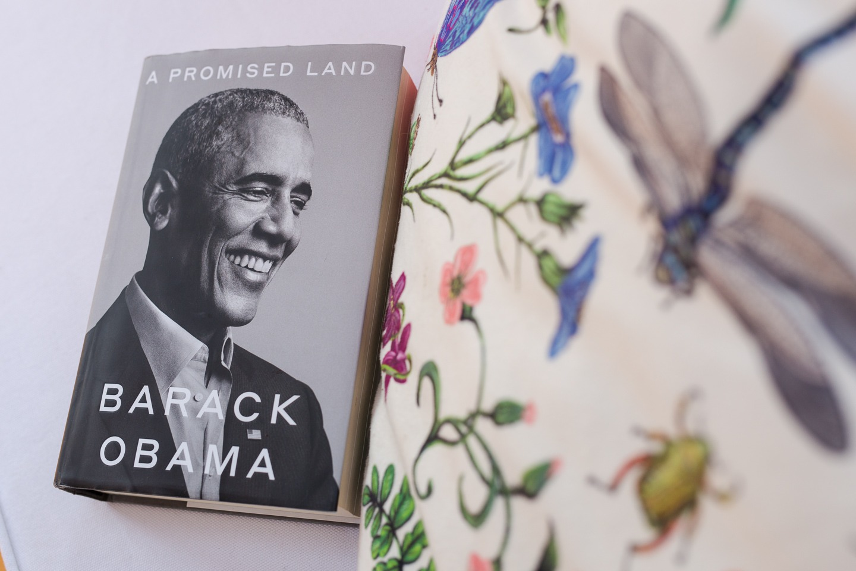 Ula Pedantula Barack Obama Ziemia Obiecana
